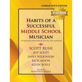 GIA Publications Habits Of A Successful Middle School Musician - Conductor's Edition