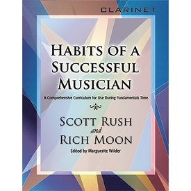 GIA Publications Habits Of A Successful Musician - Clarinet