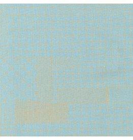 Carolyn Friedlander Doe, Intersections in Sky, Fabric Half-Yards