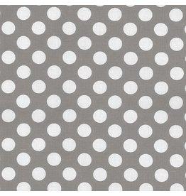 Michael Miller Ta Dots, Truffle, Fabric Half-Yards