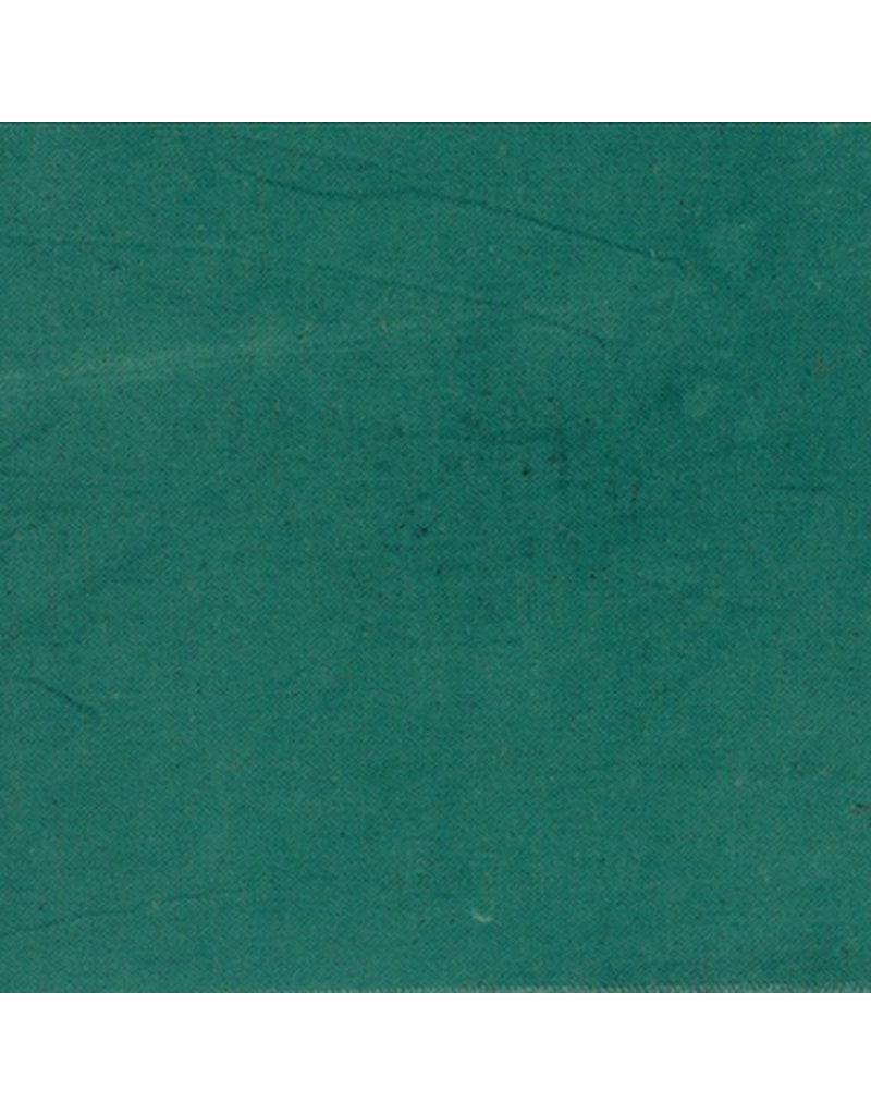 Moda Linen Mochi Solid in Teal, Fabric Half-Yards