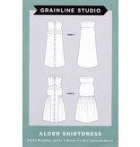 Grainline Studio Grainline's Alder Shirtdress Pattern