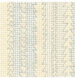 Carolyn Friedlander Doe, Lightning in Yarrow, Fabric Half-Yards