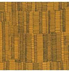 Carolyn Friedlander Doe, Ladder in Yarrow, Fabric Half-Yards