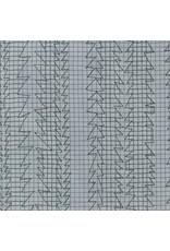 Carolyn Friedlander Doe, Lightning in Grey, Fabric Half-Yards