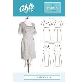 Colette Patterns Colette's Dahlia - 1031 Pattern