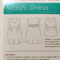 Made By Rae Made by Rae's Washi Dress Pattern