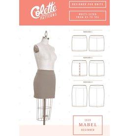 Colette Patterns Colette's Mabel - 1029 Pattern