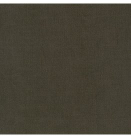 Robert Kaufman Corduroy 21 Wale in Olive Drab, Fabric Half-Yards