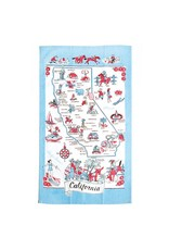 California Dish Towel