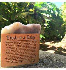 "Picking Daisies' ""Fresh As A Daisy"" Soap  - Our Signature Scent!"