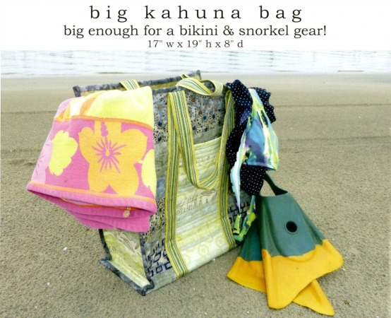 Beyond the Reef Beyond the Reef's Big Kahuna Bag Pattern