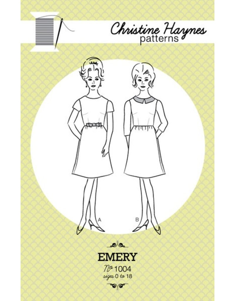 Christine Haynes Patterns Christine Haynes' Emery Pattern