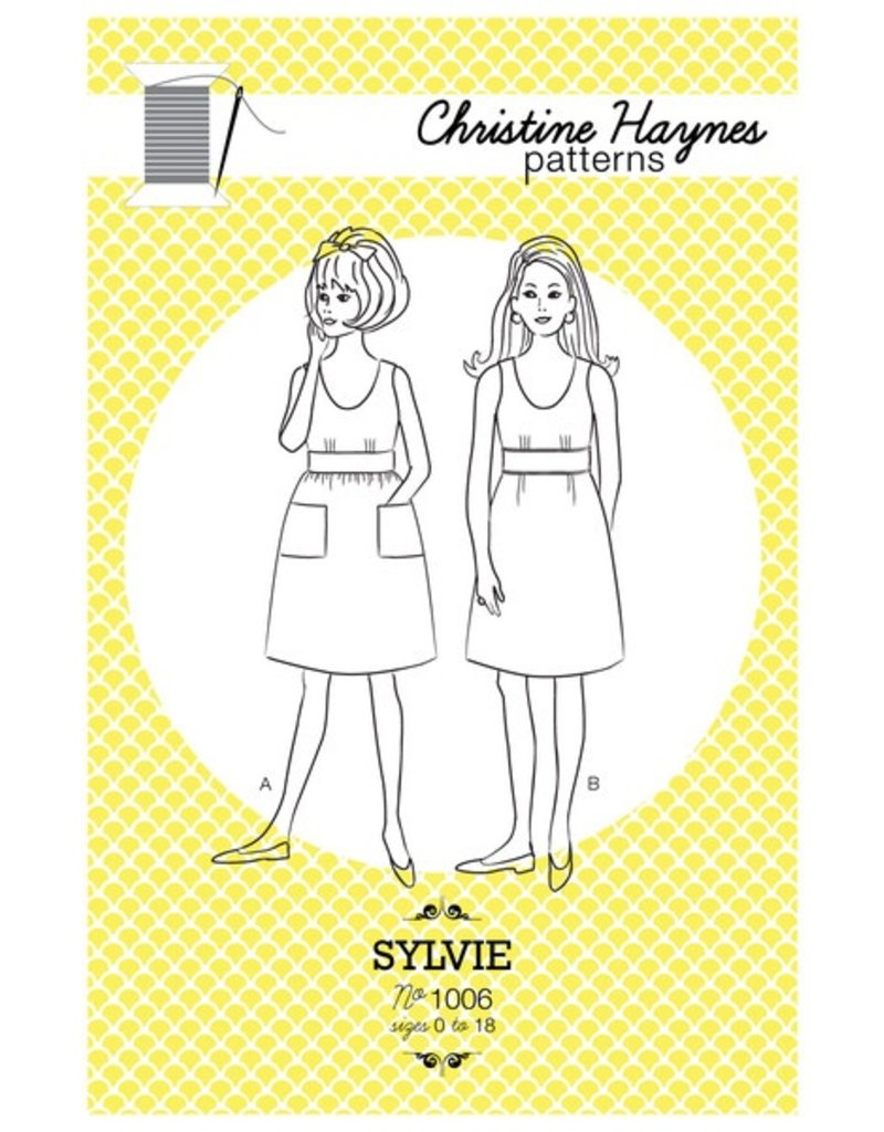 Christine Haynes Patterns Christine Haynes' Sylvie Pattern