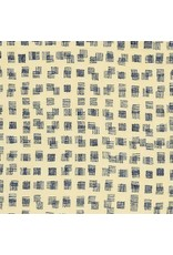 PD's Carolyn Friedlander Collection Doe Weave in Meringue, Dinner Napkin