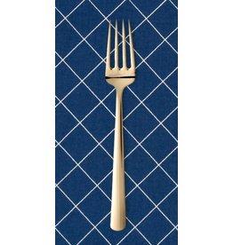 PD's Carolyn Friedlander Collection Doe Crisscross in Blue, Dinner Napkin