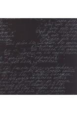 PD's Moda Collection Modern Background, Ink in Black, Dinner Napkin