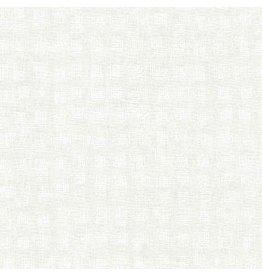 Carolyn Friedlander Doe, Weave in White, Fabric Half-Yards