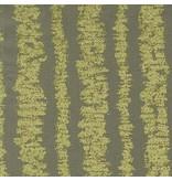 Michael Miller Glitz, Bars in Earth and Gold Metallic, Fabric Half-Yards