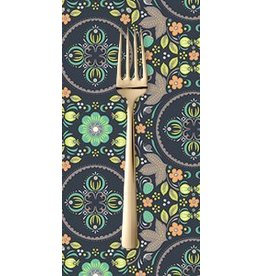 PD's Andover Collection Forest Fables, Secret Garden in Winter, Dinner Napkin