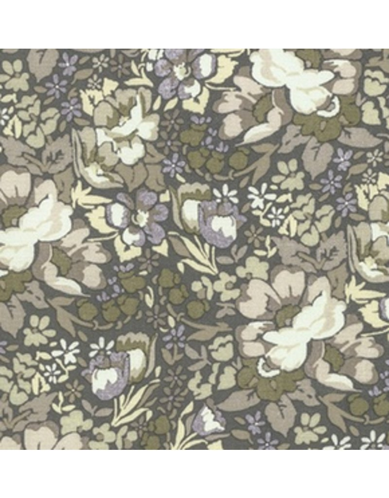 Anna Maria Horner Skipping Stones, Overachiever in Putty, Fabric Half-Yards