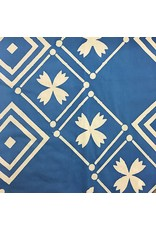 Alison Glass Handcrafted Patchwork, Tile in Cornflower, Fabric Half-Yards