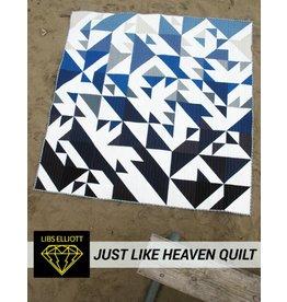 Libs Elliott Just Like Heaven Quilt Pattern