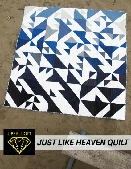 Libs Elliott Libs Elliott's Just Like Heaven Quilt Pattern
