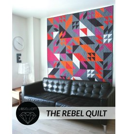 Libs Elliott Libs Elliott's The Rebel Quilt Pattern