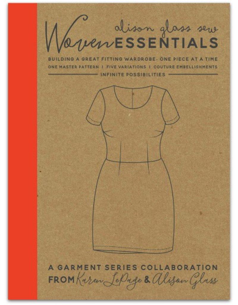 Alison Glass Alison Glass's Woven Essentials Pattern Book