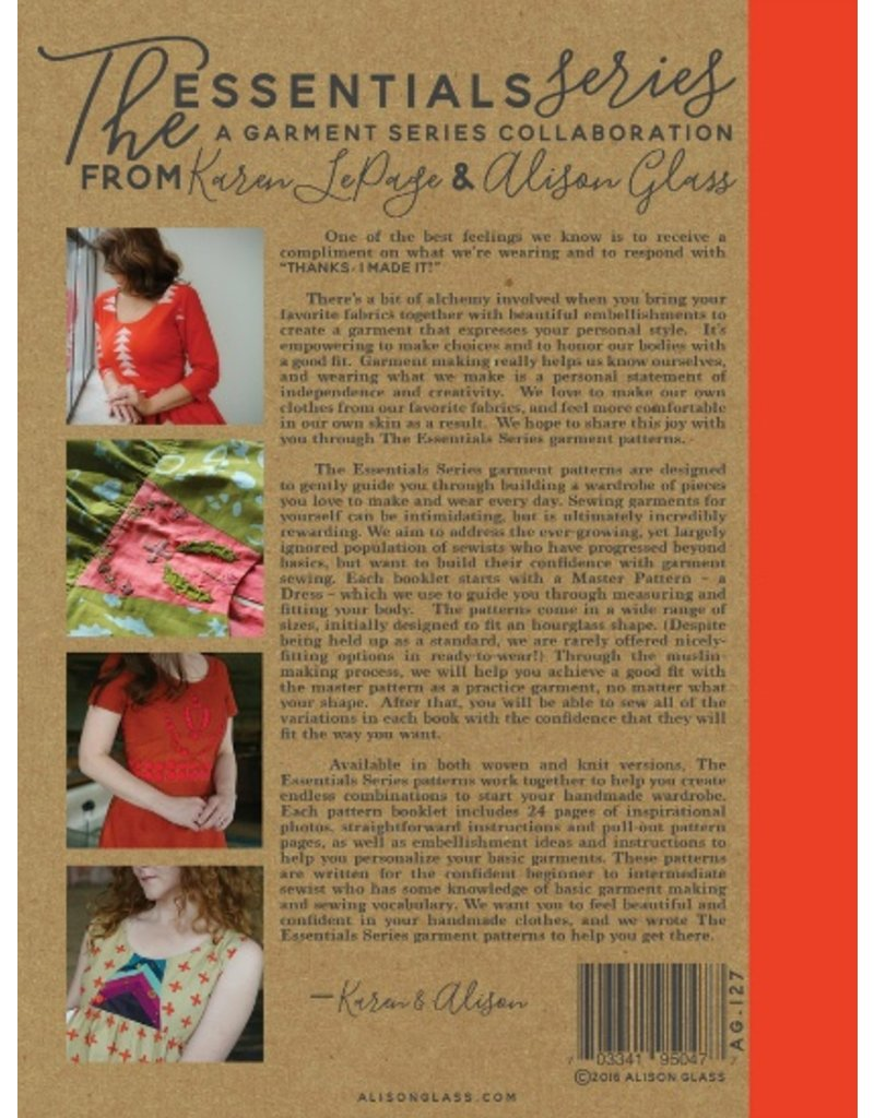 Alison Glass Alison Glass's Woven Essentials Pattern Book