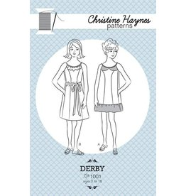 Christine Haynes Patterns Christine Haynes' Derby Pattern