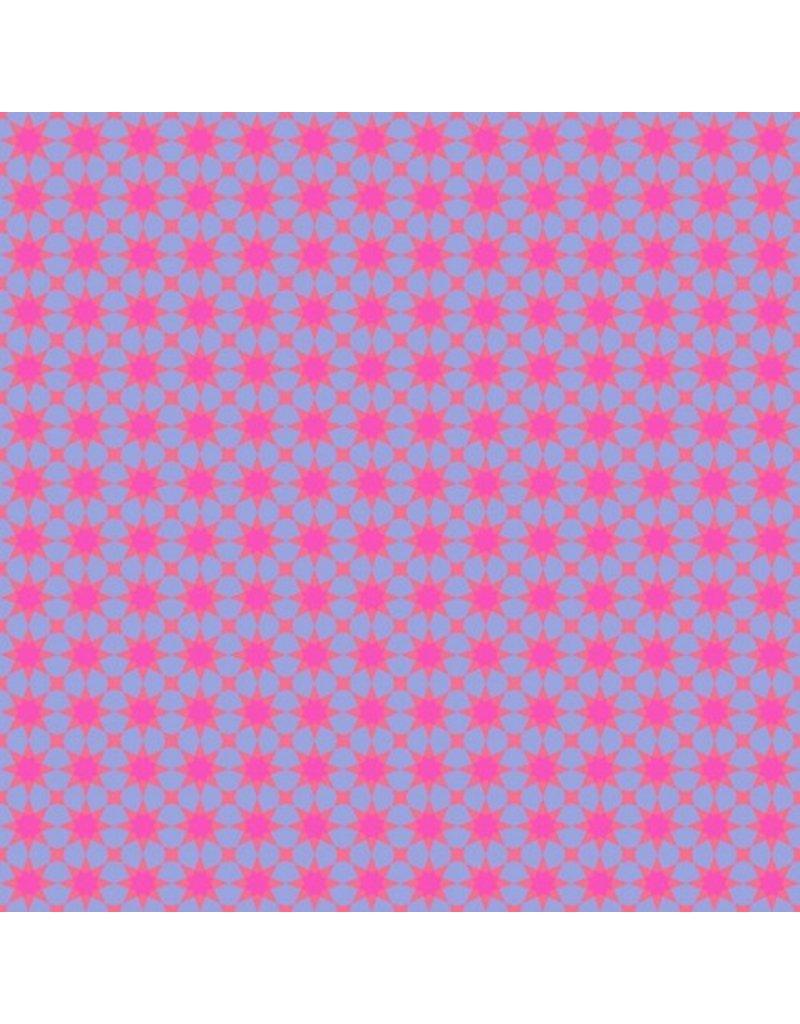 Alison Glass Seventy Six, Sunshine in Honeysuckle, Fabric Half-Yards