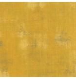 Moda Grunge in Mustard, Fabric Half-Yards