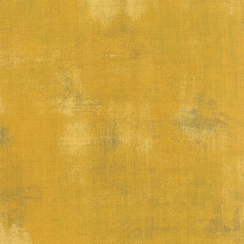 Moda Grunge in Mustard, Fabric Half-Yards