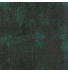 Moda Grunge in Christmas Green, Fabric Half-Yards