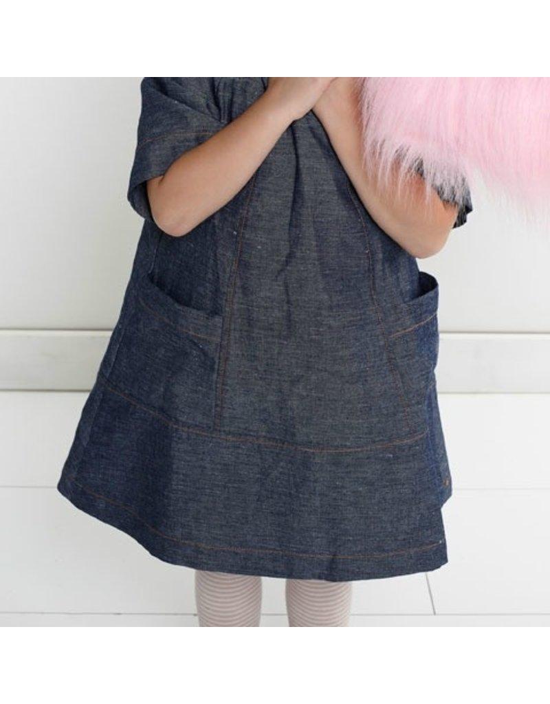 Oliver+S's Carousel Dress Pattern