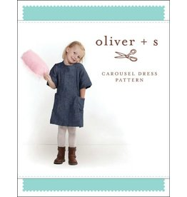 Oliver+S's Carousel Dress Pattern