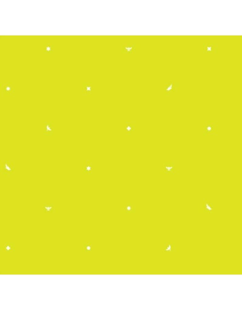 Alison Glass Insignia in Fluorescent, Fabric Half-Yards