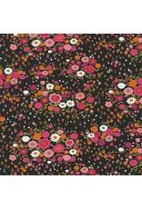 Robert Kaufman Sevenberry, Petite Garden in Blossom, Fabric Half-Yards