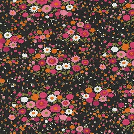 PD's Robert Kaufman Collection Sevenberry, Petite Garden in Blossom, Dinner Napkin