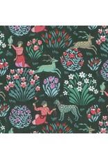 Amy Butler Splendor, Forest Friends in Dusk, Fabric Half-Yards