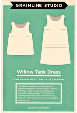 Grainline Studio Grainline's Willow Tank Dress Pattern