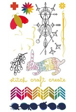 Alison Glass Temporary Tattoos - Handcrafted