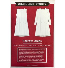 Grainline Studio Grainline's Farrow Dress Pattern
