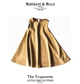 "Merchant & Mills Merchant & Mills ""The Trapezette"" Paper Pattern"