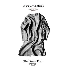 "Merchant & Mills Merchant & Mills ""The Strand Coat"" Paper Pattern"
