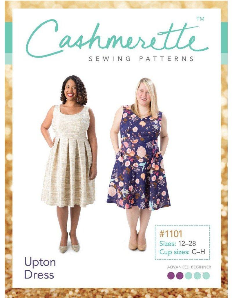 """Cashmerette Cashmerette """"Upton Dress"""" Paper Pattern"""