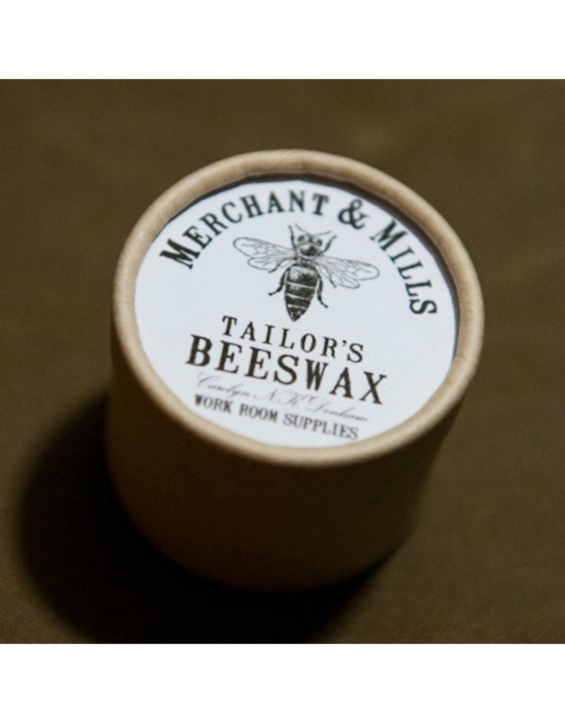 Merchant & Mills Pure Beeswax, from Merchant & Mills, England