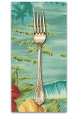 PD's Moda Collection Collections Sunshine, Ocean in Caribbean, Dinner Napkin